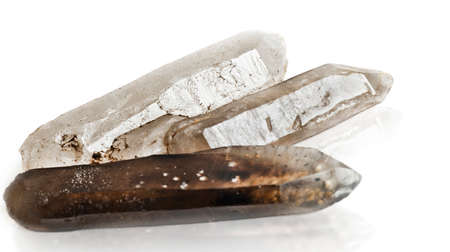 kristal kwarts Stockfoto