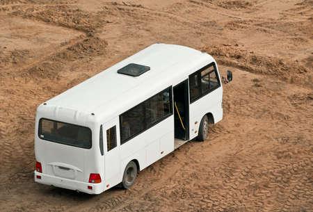 excursion: excursion bus Stock Photo
