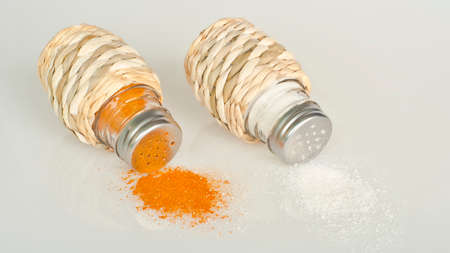 pepper and salt   photo