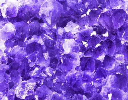 mineralization: amethyst