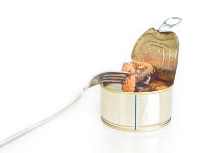 canned tuna photo