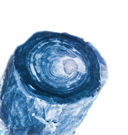 chalcedony: calcedonio blu
