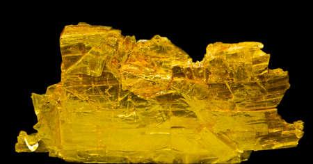 sulphur  succinite