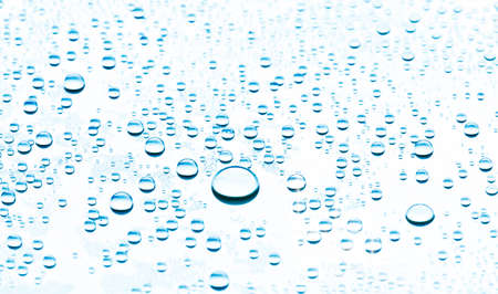 water drops or bubbles