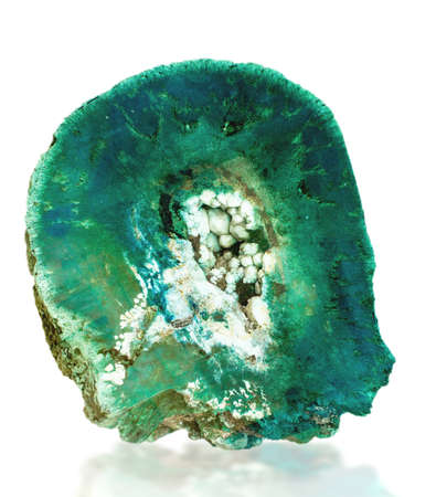 gemology: the Aegirine (NaFeSi2O6)