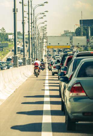 suburban: suburban traffic