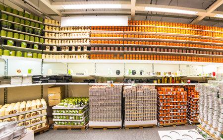 ikea: 2013, household aromas in Ikea