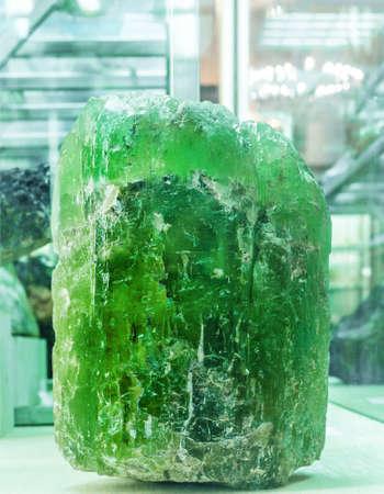 beryl: beryl crystal