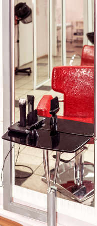 jobsite: barber shop