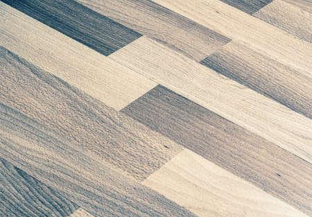 laquered: parquet floor