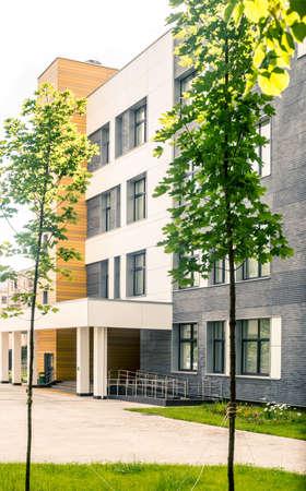 commercial architecture Standard-Bild
