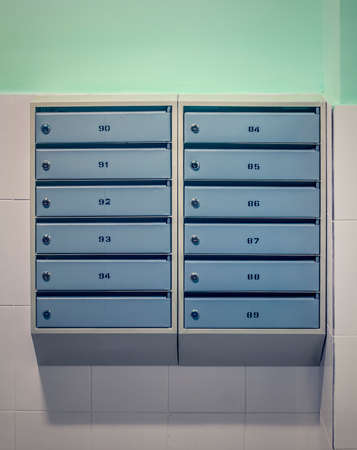 mailbox: mailboxes