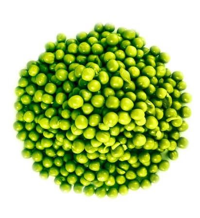circle shape: peas