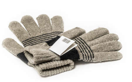retail: new woolen gloves