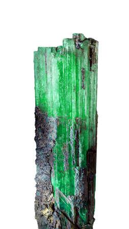 roh Smaragd