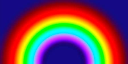 rainbow abstract: abstract rainbow