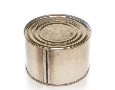 tinned goods: tinned product