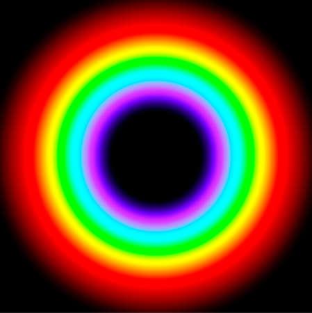 festal: rainbow circle