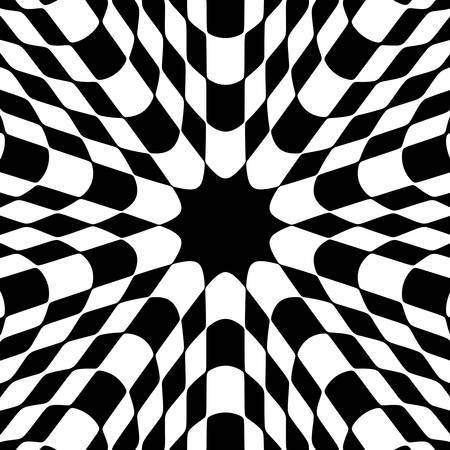 abstract checked background Illustration