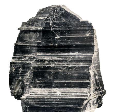mineralization: phlogopite Stock Photo
