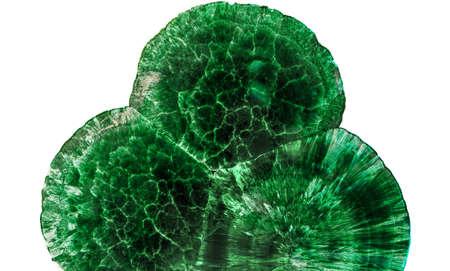 mineralization: clinochlore Stock Photo