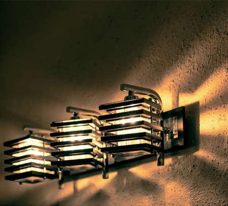 architectural lighting design: modern light