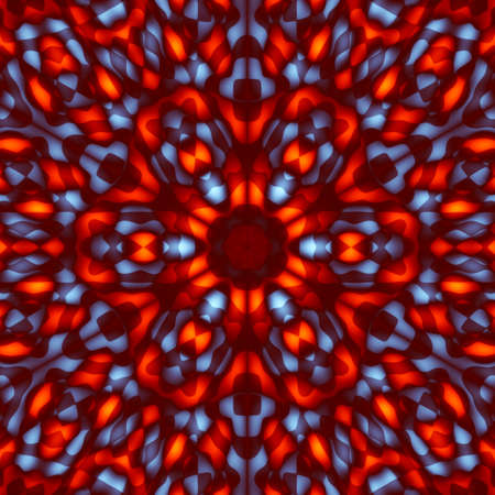 FLORAL: floral pattern Stock Photo
