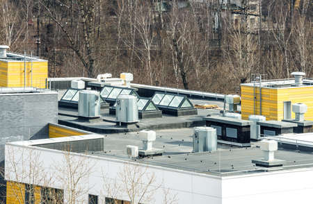 roofs: modern foof