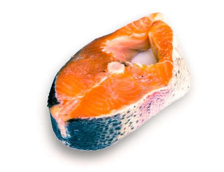 provision: the rainbow salmon, steak