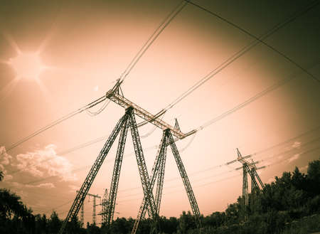 High-voltages