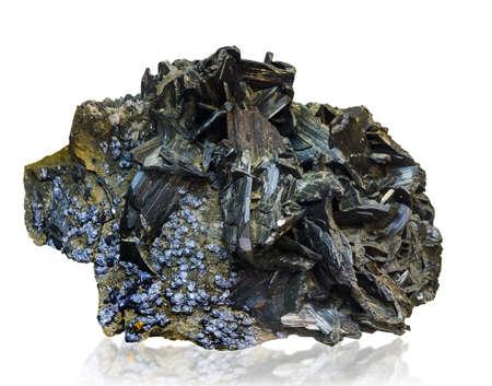 the wolframite (wolfram ore)