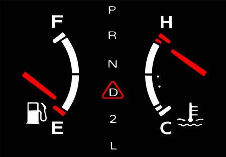 car engine parameters; its bad