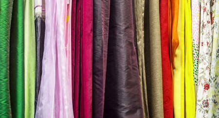 assortment of the home textiles