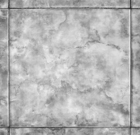 closeup of grey ceramic tile Archivio Fotografico