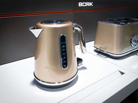 2020: Bork teapot and toaster at sale