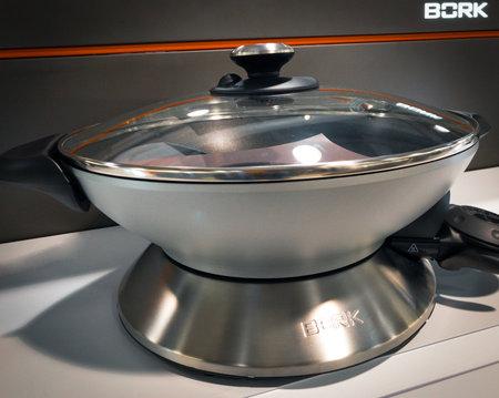 2020: Bork electric wok at sale