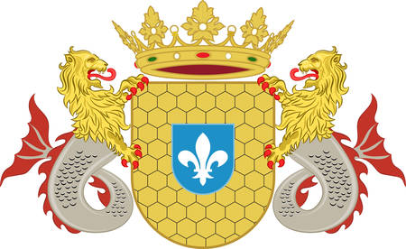 Coat of arms of Lelystad is a municipality and a city in the centre of the Netherlands, and it is the capital.