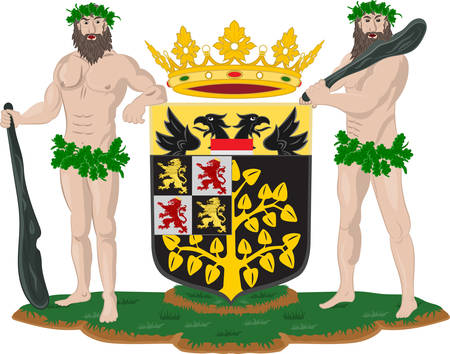 Coat of arms of Hertogenbosch is a city and municipality in the southern Netherlands.