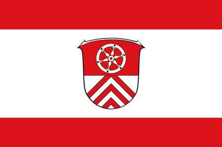 Flag of Main-Taunus