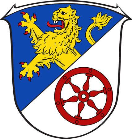 Coat of arms of Rheingau-Taunus