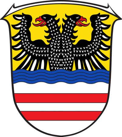 Coat of arms of Wetteraukreis