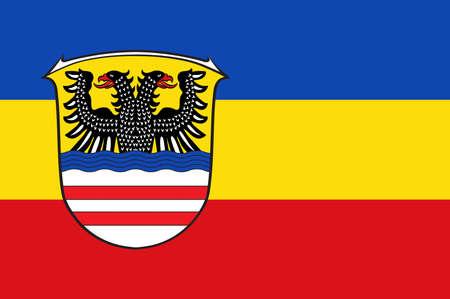 Flag of Wetteraukreis