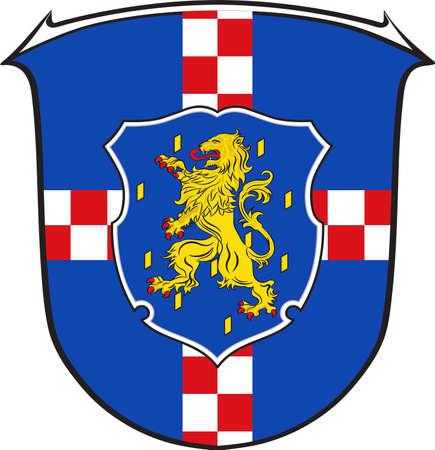 Coat of arms of Limburg-Weilburg