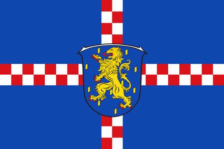 Flag of Limburg-Weilburg
