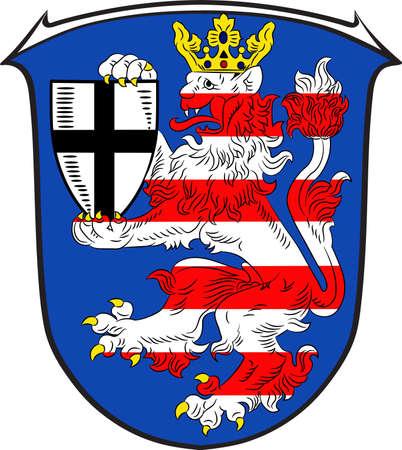 Coat of arms of Marburg-Biedenkopf