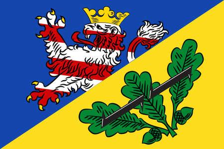 Flag of Kassel