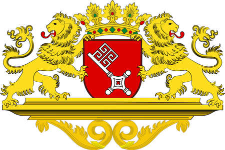 Coat of arms of The Free Hanseatic City of Bremen.