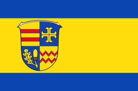 Flag of Ammerland is a district in Lower Saxony, Germany.
