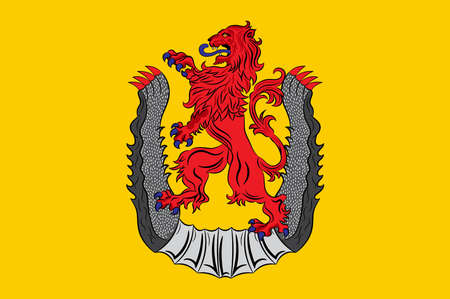 Flag of Diepholz is a district in Lower Saxony, Germany.