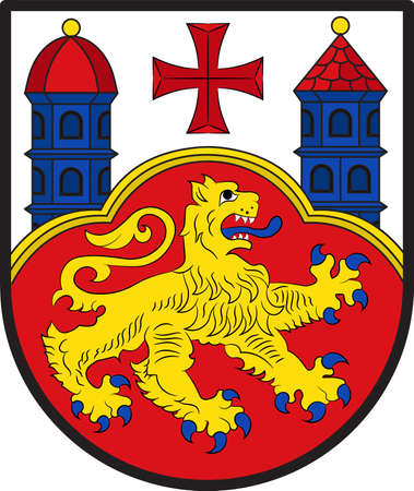 Coat of arms of Osterode is a town in Lower Saxony, Germany.